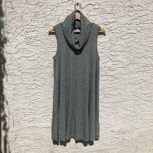 BDG cowl neck swing dress